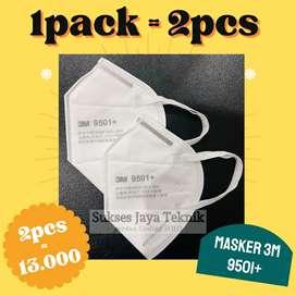 Masker 3M 9501+