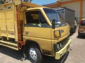 Truk Mitsubisbi Colt Diesel Double Ban 120 PS Bak Kayu tahun 1996