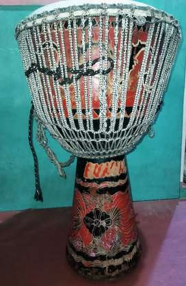 Jual Alat Musik Percussion Djimbe