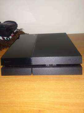 Fat PS4 500GB from UK