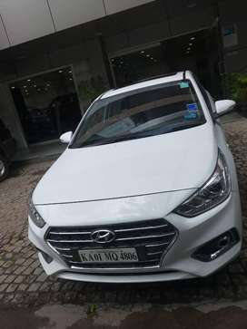 Hyundai Verna Fluidic 1.6 CRDi SX Opt Automatic, 2017, Petrol