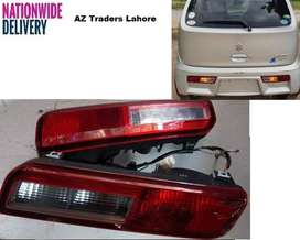 Rear Tail Back Light Suzuki Alto 2015 Till 2019 Left Or Right