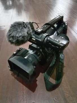 Kamera Sony SD 1000