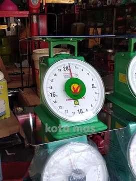 Timbangan Jarum Duduk Lantai Nhon Hoa Vietnam 20 kg Murah Baru Bagus