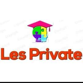 Menerima  Les Private TK & SD