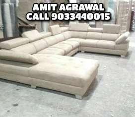 C shape premium quality sofa set