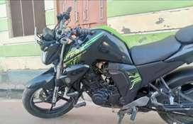 Yamaha fz 15 ka last with insurance