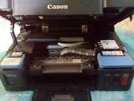 Canon g2010 printers