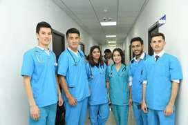 Need medical staff for Afghanistan