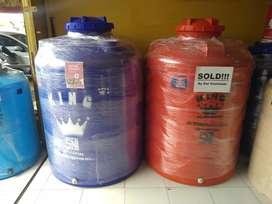Tedmon King 1200 Liter Anti Lumut Garansi 10 Tahun