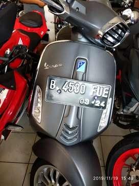 Piaggio Vespa Sprint 150 ABS th2019 Bisa Cash Dan Kredit Gan