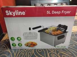 Skyline 5L deep fryer