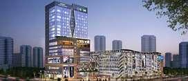 Commercial shop start from 19 Lacs onwards Gaur World Street Gr. Noida