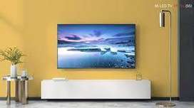 new box pack full ultra 4k smart led 55. inch voice remote.