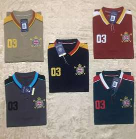 Hollsale rates Polo T.shirts.