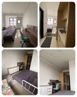 Type studio Apartement solo baru
