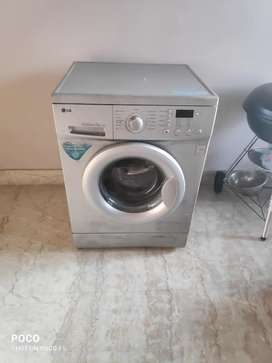 Lg washing machine. fully automatic