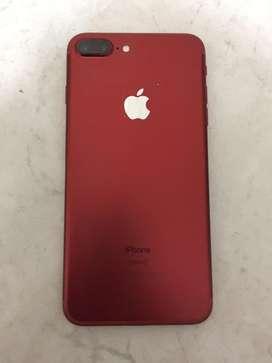 Iphone 7+Plus Red Edition Ex Garansi International No Minus Mantap