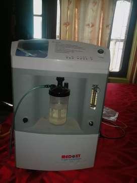 Oxygen machine medoxy with nebulizer