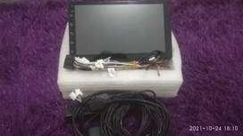Headunit android 7 inch Ram 1 Room 16gb