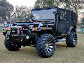 Modified open jeeps Modified Hunter Jeeps Willy's Jeeps Thar Gypsy