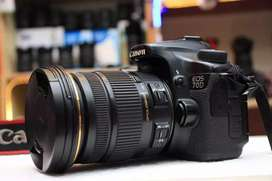 canon 70D with 17:50mm lens For sale