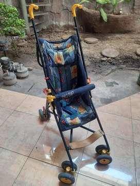 Stroller Bayi Single Seat merk Child Craft Bagus Second Bekas Murah !!
