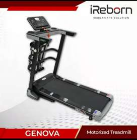 Pusat Grosier Treadmil elektrik # Model Genova