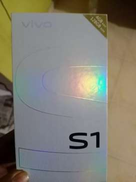 Vivo s1 good condition phone one month