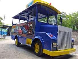 IIW Kereta mini wisata odong odong pancingan ikan mandi bola Murah