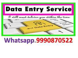 4000 TO 8000 WEEKLY Payment Home Based free time Data entry job Apply.