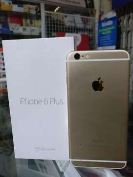 iPhone 6 Plus 64gb fullsett mulus