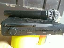Wireless Samson stage5