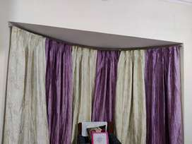 Curtain very long best quality durable 10pc