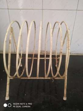 PLATE STAND