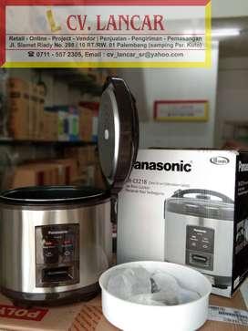 Rice cooker Panasonic 1.8L (gratis ongkir bisa bayar dirumah)