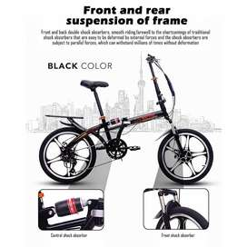 Sepeda Lipat berkualitas