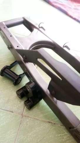 Arm KLX - Dtracker dengan Unitrack
