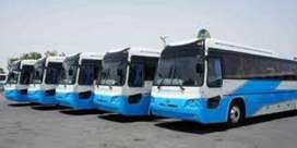 Get Daewoo Bus on Easy monthly installment..
