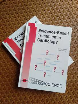 Medical Book - EVIDENCE BASED TREATMENT IN CARDIOLOGY BY FRANS SANTOSA