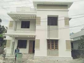 1500 SqFt villa/5 cent/3 bhk/ 50lakh/ MannuthyThrissur