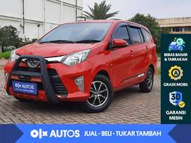 [OLXAutos] Toyota Calya 1.2 G A/T 2017 Merah