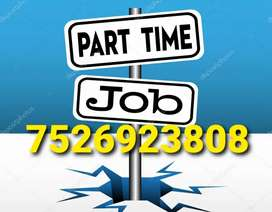 Weekly payments in part time job
