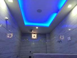 3 bhk ready to move flat available 100 mtr main road back side