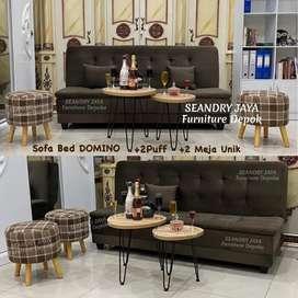 SEANDRY JAYA Furniture Depok/Sofa Bed minimalis/l murah Bojong gede