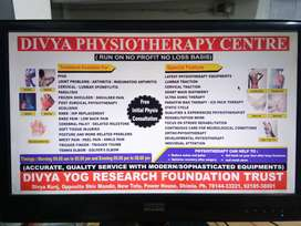 DIVYA PHYSIOTHERAPY CENTRE