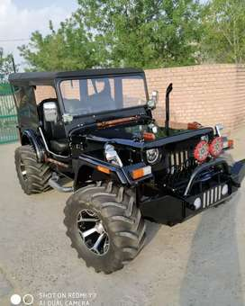 Rahul jeep modified- All types jeep modified