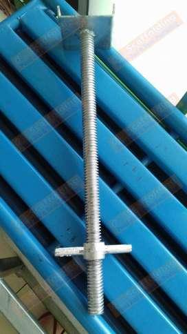U head scaffolding merk TM diameter 32mm