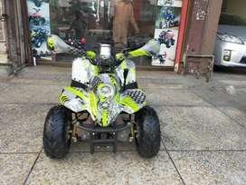 Brand New Box Packed 70cc Atv Quad 4 Wheels Bike Deliver In All Pak