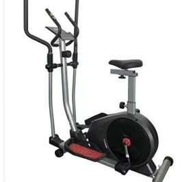 Sepeda Eliptikal New J Fitnes 99